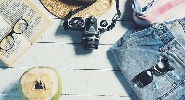 Что взять с собой в отпуск, а что лучше оставить дома