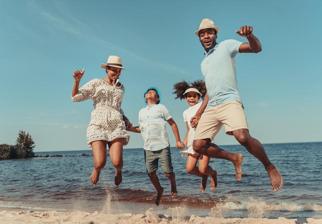 пляжный отпуск с детьми осенью 2018 года